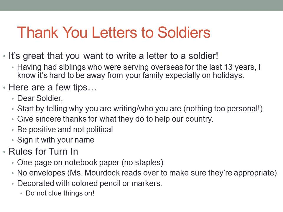 Letters to Soldiers Hrfzrgk5