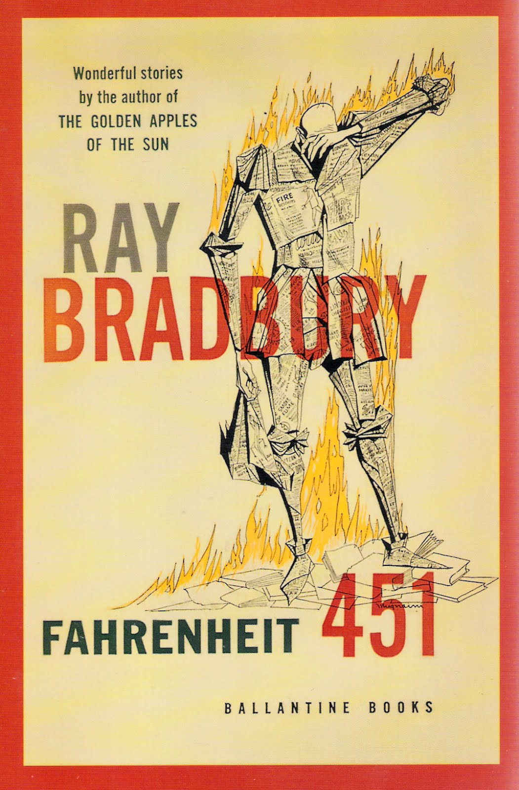 an analysis of the absence of literature in fahrenheit 451 by ray bradbury The following contribution is based on the assumption that the didactic resources available concerning ray bradbury's fahrenheit 451 are insufficient the use of literary quotations and allusions in by using so many literary quotations, he tries to prove the uselessness of literature, but.