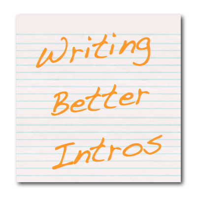 write better introductions and conclusions Introductions and conclusions can be the most difficult parts of papers to write usually when you sit down to respond to an assignment, you have at least some sense of what you want to say in the body of your paper.