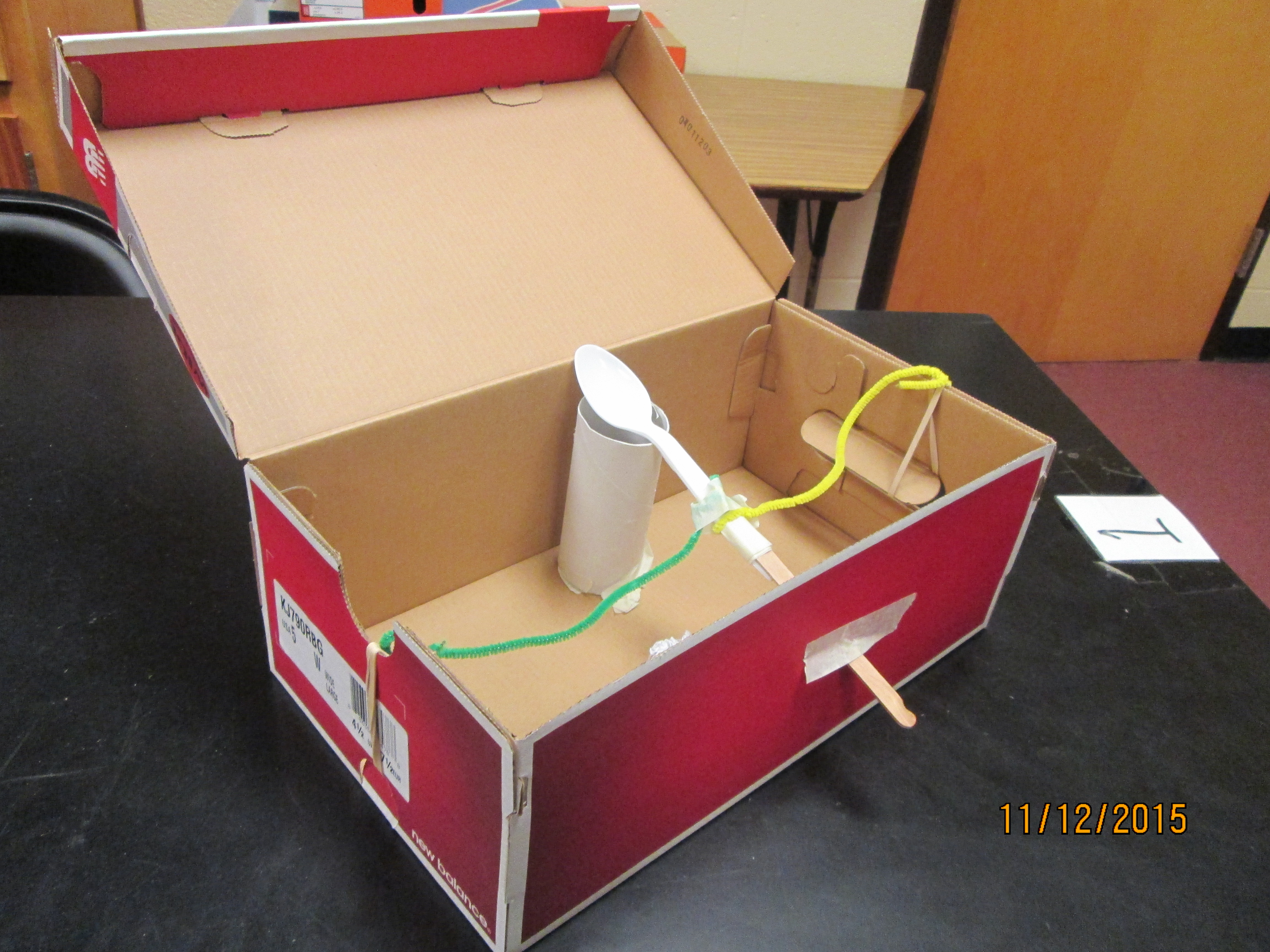 simple machine projects for 2nd graders