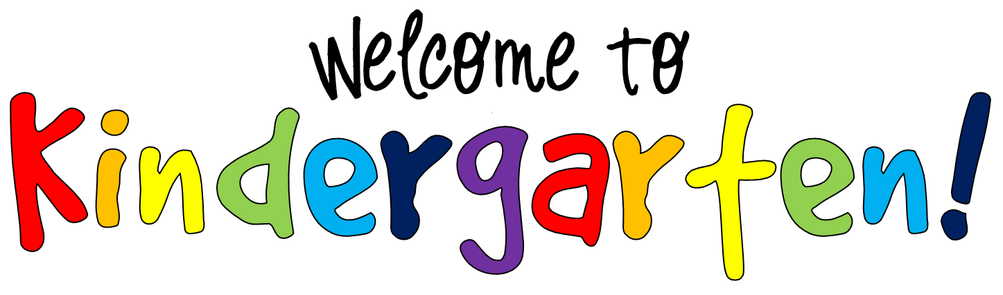 Image result for welcome to kindergarten free clip art