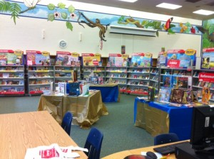 Book Fair Fall 2013