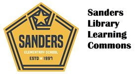 Sanders Elementary School Library Learning Commons