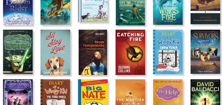 The most recently added 18 books that our students have logged.