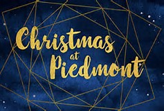 Christmas at Piedmont Church Festival info