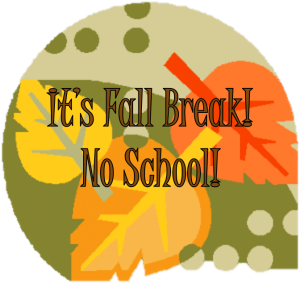 Image result for Fall Break Clip Art Students On