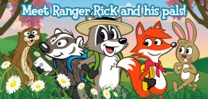Click here to Meet Ranger Rick!