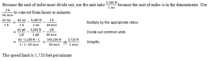 7th Grade Math and Social Studies Category Math – Converting Unit Rates Worksheet