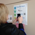QR codes make registration, feedback and participation super easy