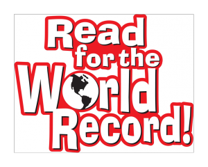 read for the world record logo