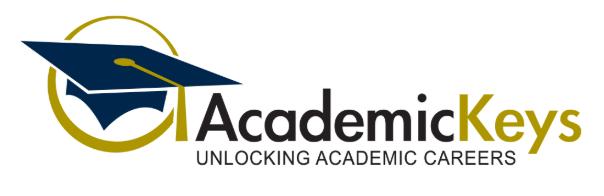 Academic Keys