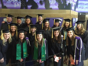 Congratulations to agricultural education graduates!