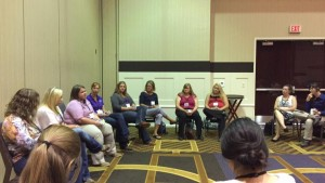 Educators from across Kansas share victories and challenges during the K-ACTE Summer Conference.