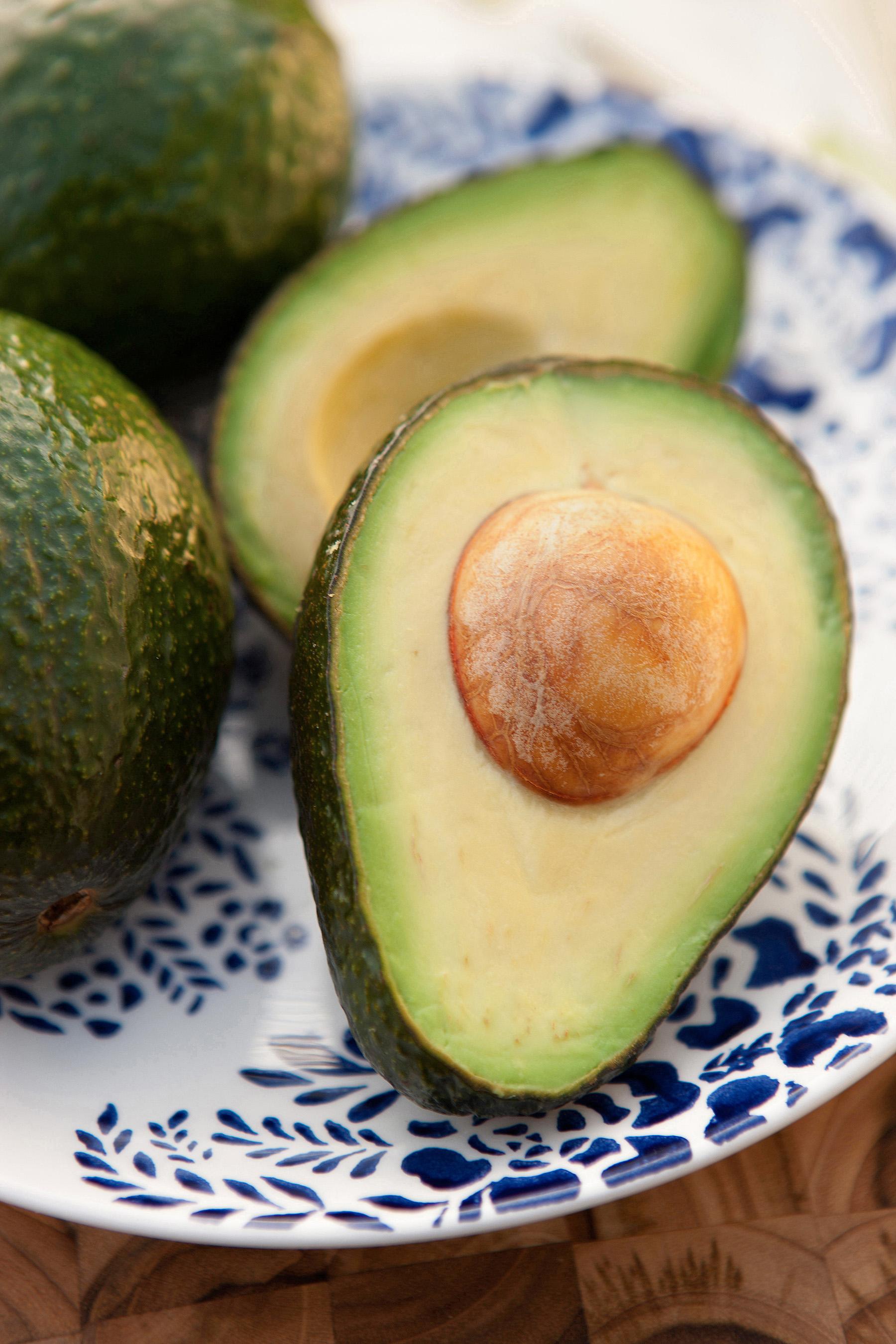 Are avocado pits edible?