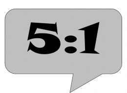 5-to-1