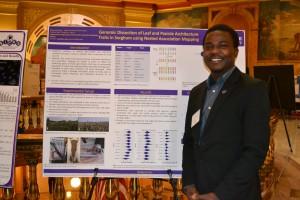 BioKansas winner, Marcus Olatoye
