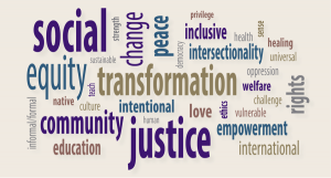 College offers graduate certificate in social justice education.