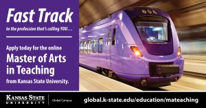 K-State's new program offers scholarships for those planning to teach in underserved schools in Kansas.