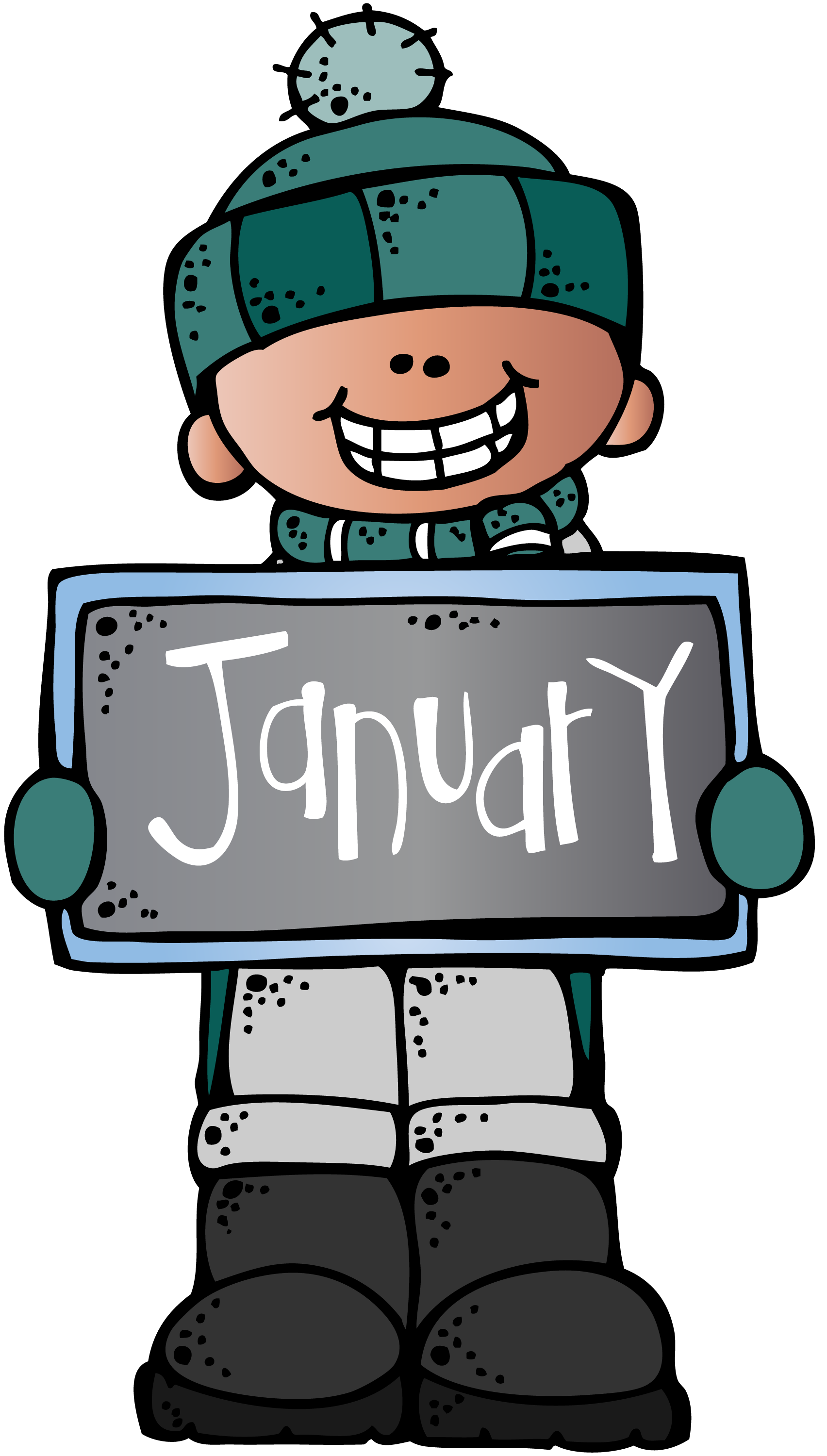 Clip Art Calendar January : January butler county h news