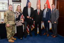 Institute for the Health and Security of Military Families – School