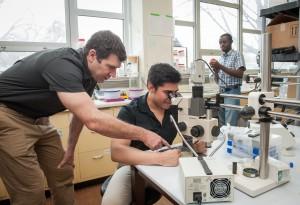 Kinesiology lab