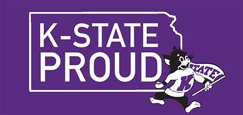 2015 K-State Proud Logo