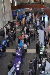NSSI career fair