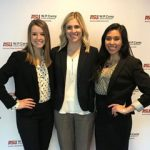 Winners at Arizona State sales competition