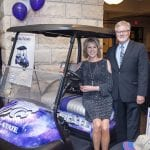 KSU golf cart winners