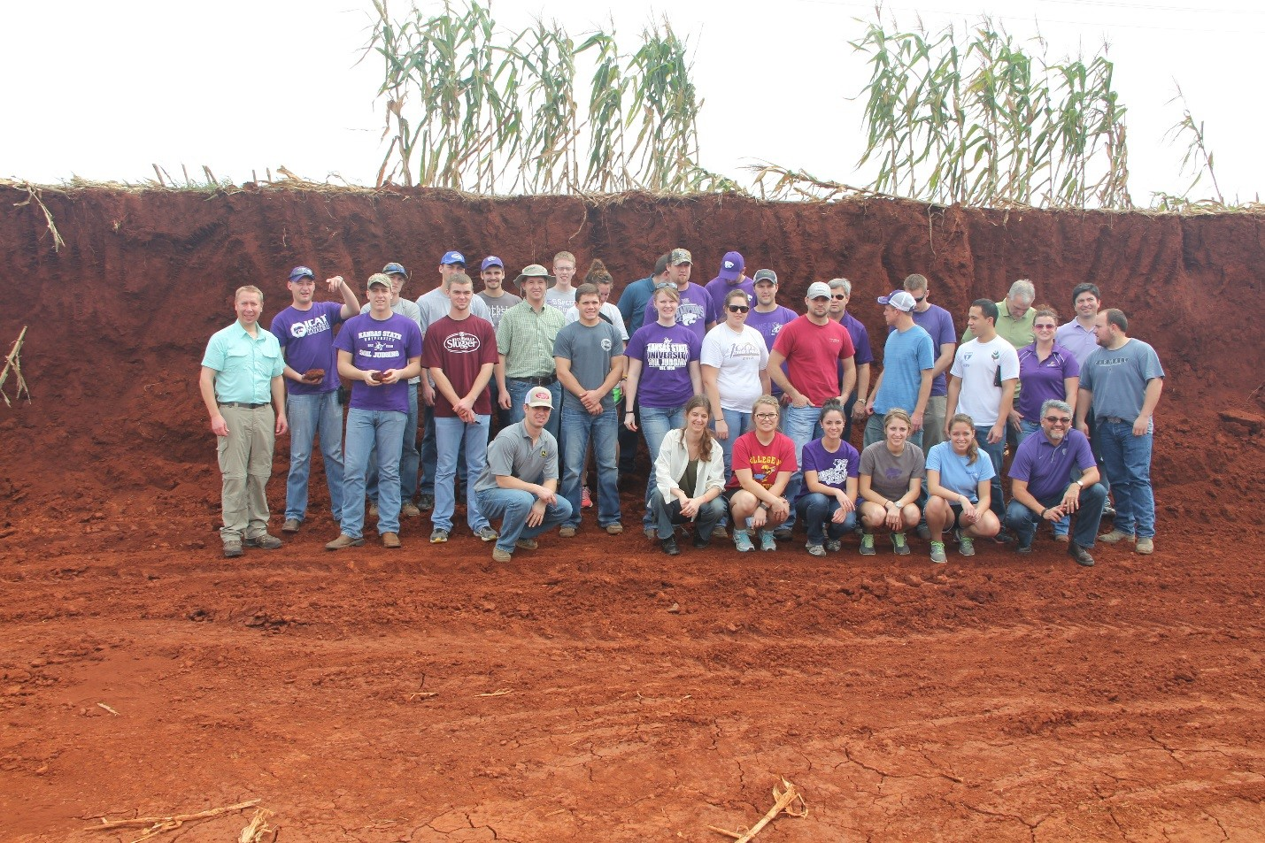 International travel proves fun and educational for for Soil tour dates 2015