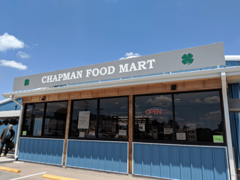 Chapman Grocery Store