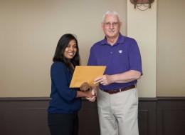Madushika Nadeeshani Weerasinghe and Dr. Franke