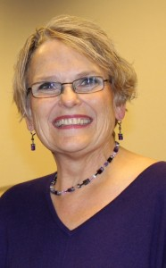 Cheryl Yunk, President of Friends of The Gardens