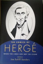 The Comics of Herge: When the Lines Are Not So Clear book cover