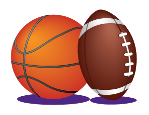 basketball-football