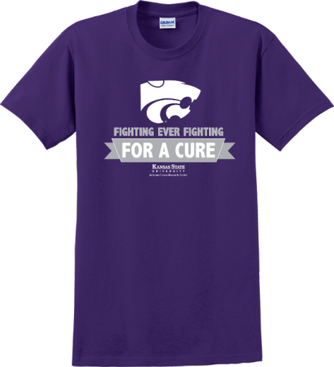 2016 K-State Fighting for a Cure Shirt