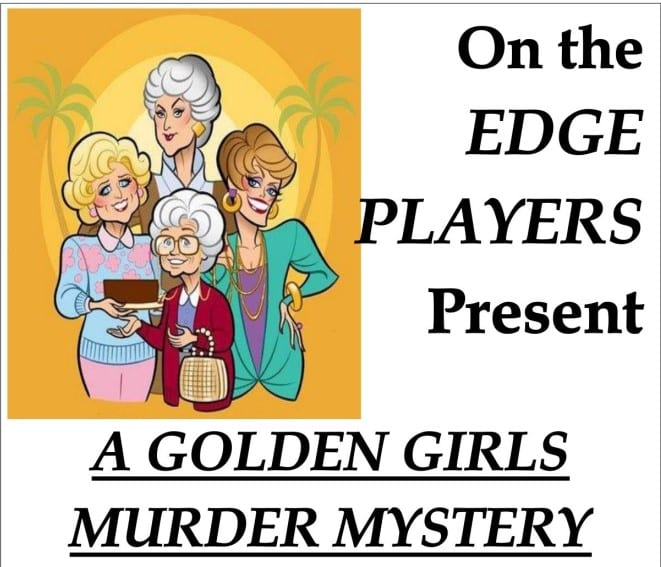 Golden Girls Mystery Dinner graphic