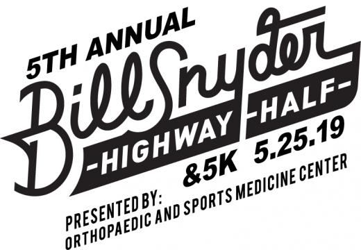 Snyder Highway Half-Marathon logo
