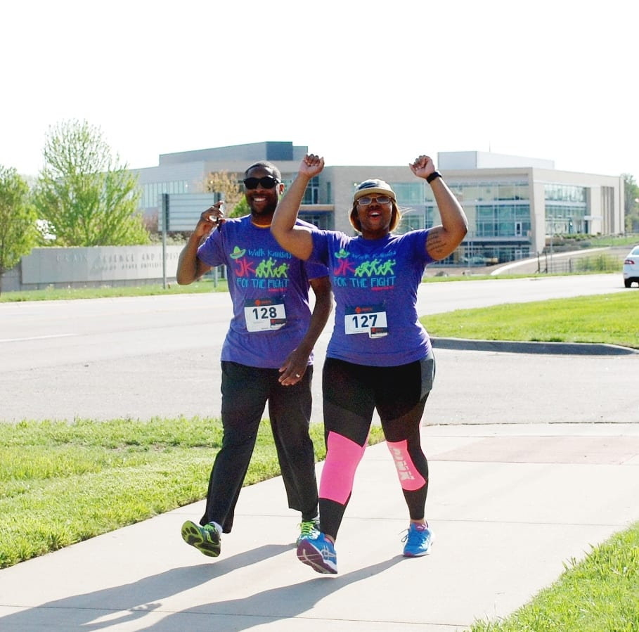 Walk Kansas 5K for the Fight 2018 Participants