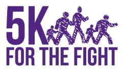 Walk Kansas 5K for the Fight logo 2019