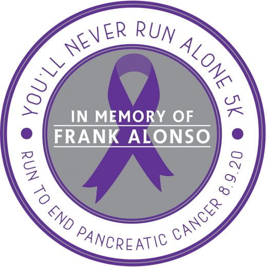 You'll Never Run Alone 5K 2020 Logo
