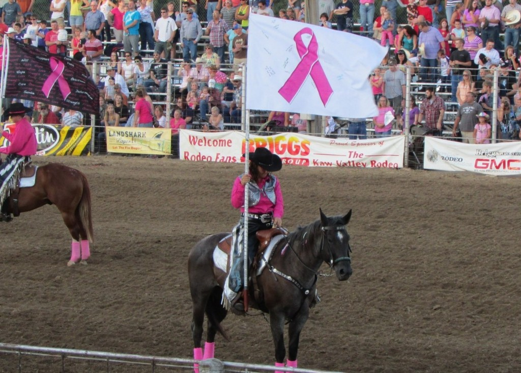 Best Pink Rodeo Yet Johnson Cancer Research Center
