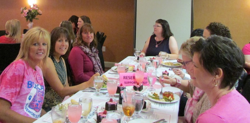 Pink Power Luncheon
