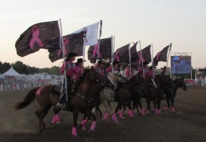 Tough Enough to Wear Pink Rodeo