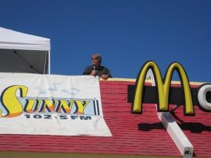 Sunny & McDonald's