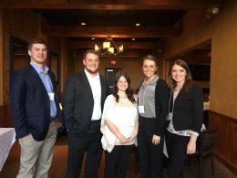 FPA of Kansas Event_Wichita_Kyler Jody, Garrett Huerter, Bri Graham, Bayli Gasper, Roxanne Martens