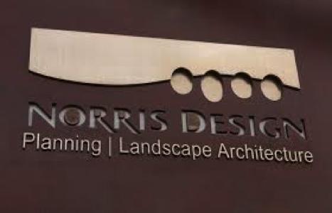 Norris Design Sign
