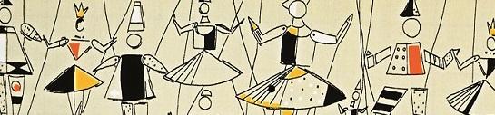 Jacqueline Groag, Puppet Ballet, 1953