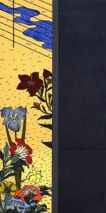 Roger Shimomura, Desert Garden #2