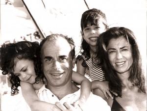 Sebastian and family